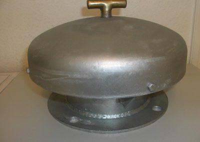 Lüfterkopf Metall
