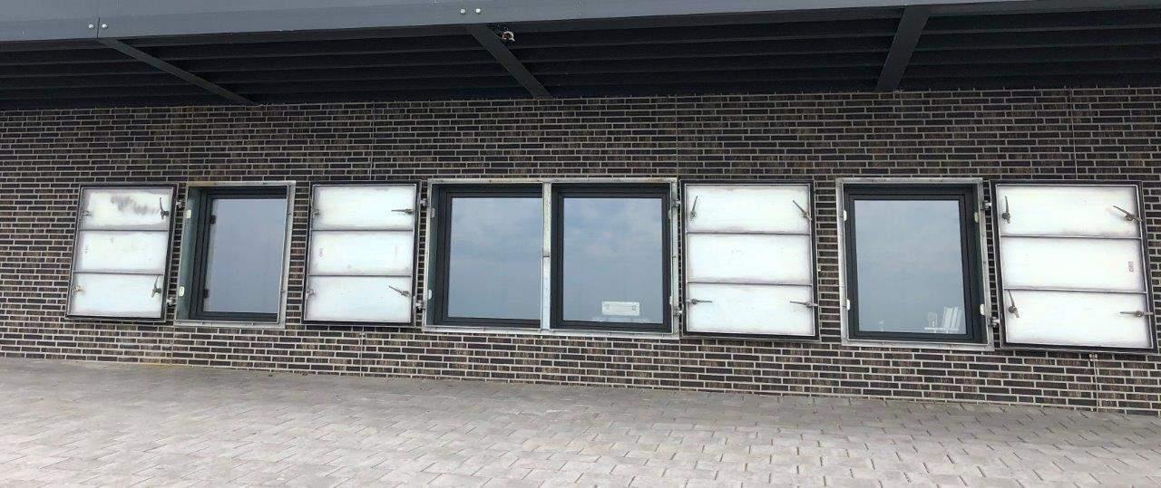 Fensterklappe