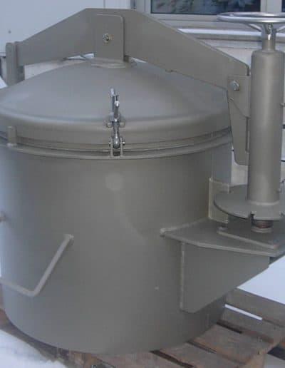 Druckdichter Tank Behälter